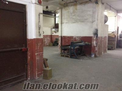 Sanayi Sitesinde Gezer Vinçli Sahibinden Satılık İşyeri