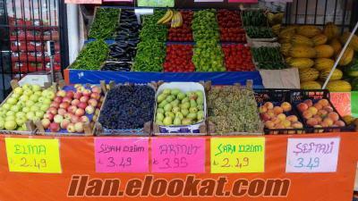 Ankarada devren market