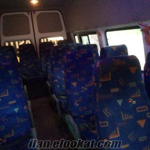 Bayburttan satılık minibüs