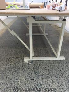 İğneli kesim masası 6 metre 8 metre
