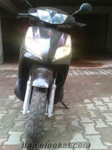 istanbulda sahibinden satılık motosiklet