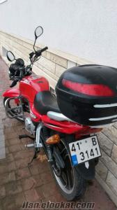 Satılık orjinal 2014 model motosiklet