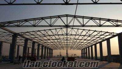 Kaynakcı ve çatı kaplama ustaları alınacaktır.