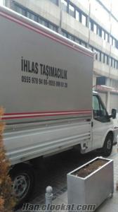 istanbulda şoförüyle beraber kiralık k belgeli kamyonet