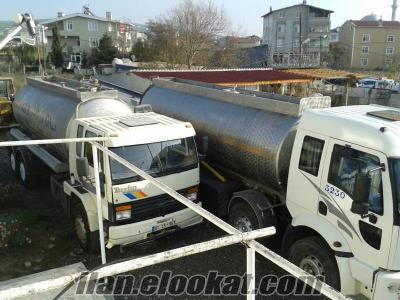 Kiralık Sulama Tankeri Arazöz Su Tankeri