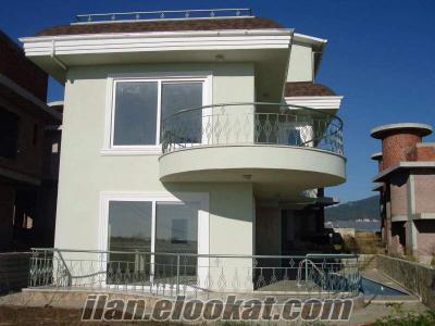 Antalya Alanya 10 villa 48 daire ortak aranıyor