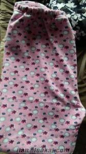 Pamuklu bayan pijama 4 TL