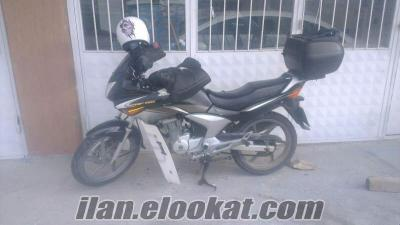 Honda cbf150 ORJINAL ACIL SATILIK