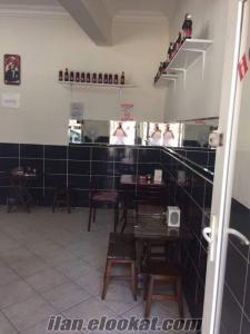 devren satılık çiğ köfte ve çay ocağı salonu