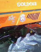 goldoni bahçe traktörü 75 beygir 1999 model
