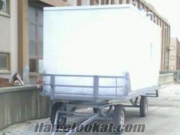 Konyada satılık karavanlar