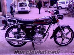 SATILIK KUBA 125 Çita Motor