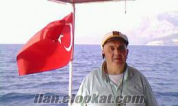 antalyada yat kaptanı ve yat - yacht tranfer