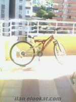 Şanlıurfada 21 vites bisiklet