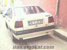 bursada sahibinden satılık tempra arabası