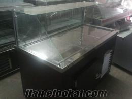 sıfır çiğköfte teşhir dolabı çiğ köfte dolabı imalattan satılık