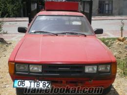 antalya alanyada sahibinden satılık 2. el otosan p 100 kasalı araç