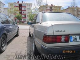 ORJİNAL 190 E 2.0 TERTEMİZ YENİ MUAYENELİ
