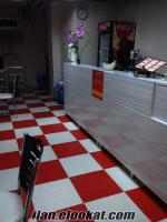 Devren kiralık fast food cafe (ANTALYA-KEPEZ).