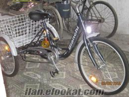 sahibinden satılık bianchi yük taşıyan korga bisiklet