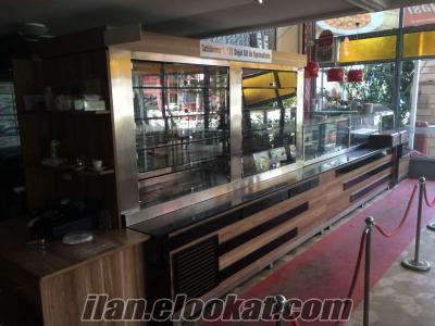 devren satılık lokanta yemek fabrikası