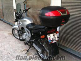 İStanbulda sahibinden 2005 model MC35 CBF250 GÜMÜŞ RENKLİ HONDA SATILIKTIR !!