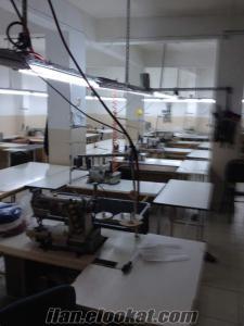 satılık penye tekstil atölyesi