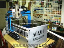 CNC ROUTER 3 EKSEN JAPON MALI (AGASHI)
