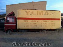1976 mercedes kamyon