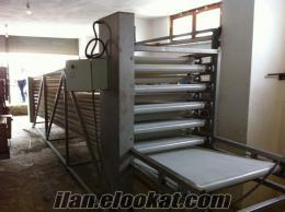 Satılık Yufka Açma ve Sulama Makinası