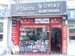 Isparta da Devren Satılık Elektronik Mağazası