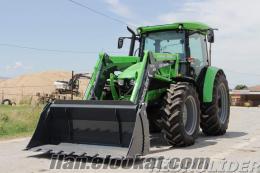 deutz traktör kepçe HİDROLİDER