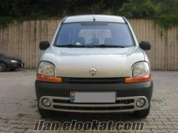 SATILIK 2000 MODEL KANGOO PAMPA 1.4 83000 KM DE