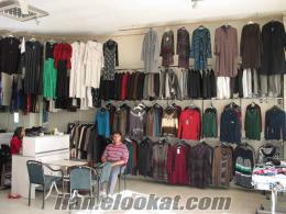 kayseride devren kiralık giyim dükkanı