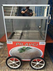 İstanbul Ataşehir pilav arabası