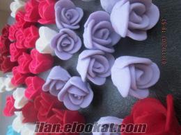 Lüleburgazda sabun çiçekler