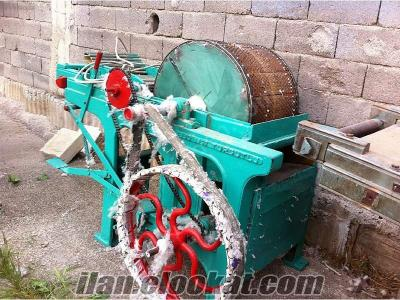 Sıfır Gibi Hallaç Makinası, Pamuk Atım, Yün Pamuk Kabartma Tiftikleme Makinası