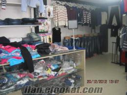 Devren satılık ayakkabı giyim mağazası