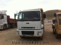 kiralık veya satılık 2007 model digital ekran istanbul damper ford cargo 2524