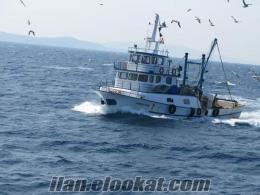 sahibinden satılık 23.20 m saç trol teknesi