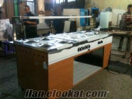 Benmari yemek servis ünitesi endüstriyel mutfak ekipmanları