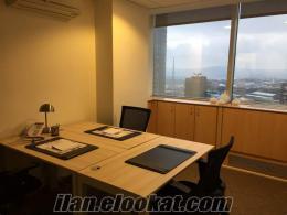 İstanbul Şişli kiralik ofisler