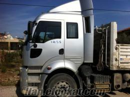 satılık 2008 model 1835 T ford cargo cekici + 13.60 dorse satılık