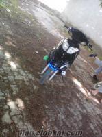 Bursada sahibinden motorsiklet temiz paraya sıkıştım satıyorum