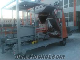 sılaj pancar küspesi meyve posası paketleme makinası