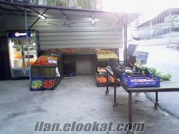 devren kiralık bakkal market şarküteri manav