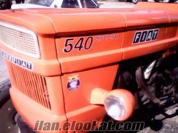 sahibinden satlık 540 fiat traktör
