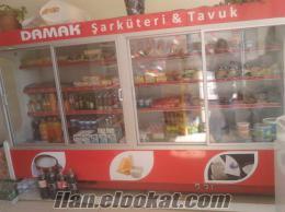 Acil devren kiralık şarküteri tavukçu ve malzemeler satılır