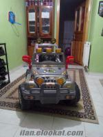 istanbulda sahibinden satılık akülü araba