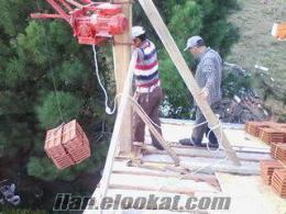 çatı aktarma ustasi çatalca, çatıcı çatalca,